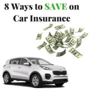 8 ways to save on car insurance. Black Bedroom Furniture Sets. Home Design Ideas