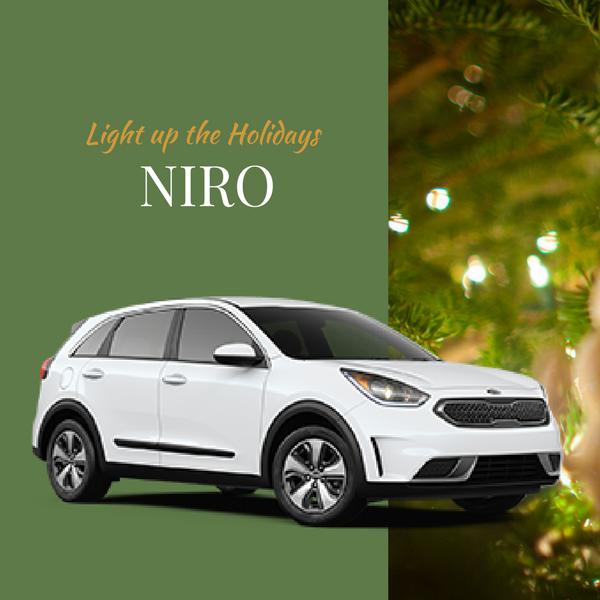 2018 Kia Niro $209/Month