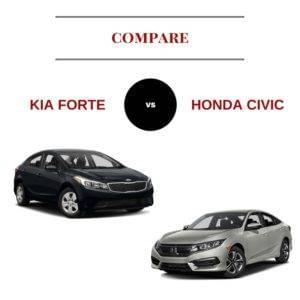 Forte vs. Civic