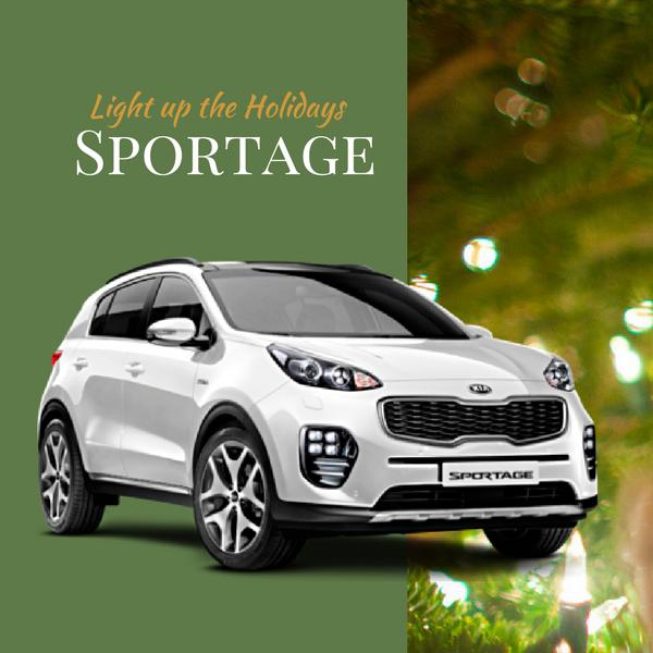 2018 Kia Sportage $169/Month