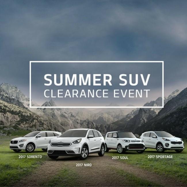 Save on Our Award-Winning SUV Lineup