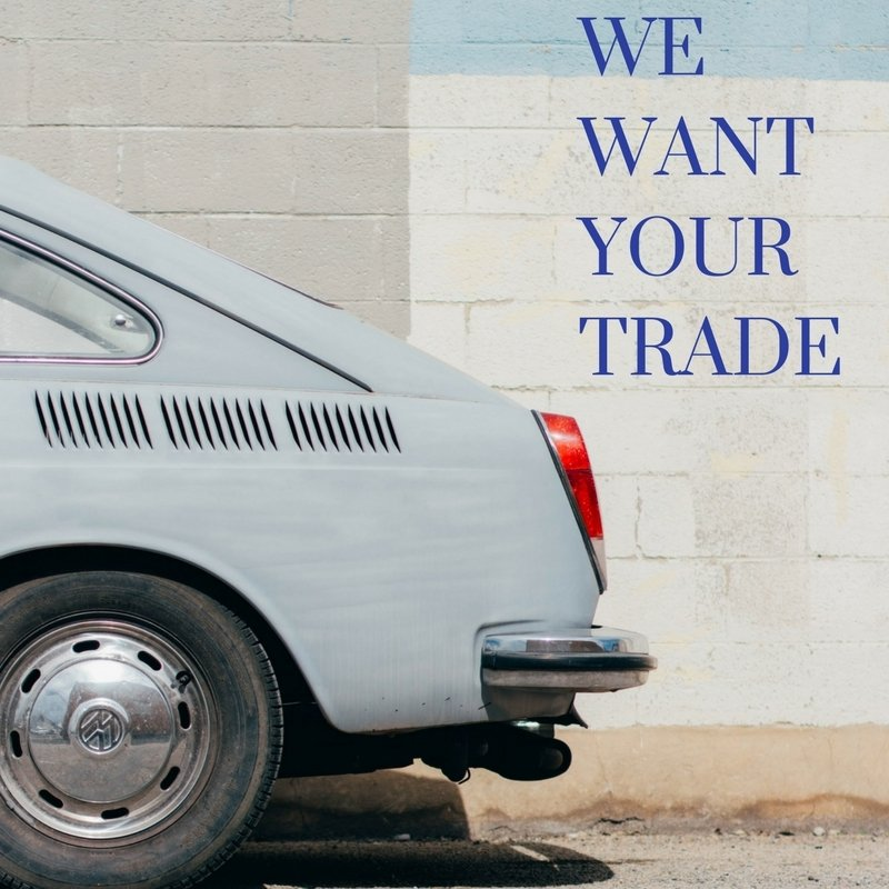 Up to $7000 more than KBB Fair Trade Value for Your Car