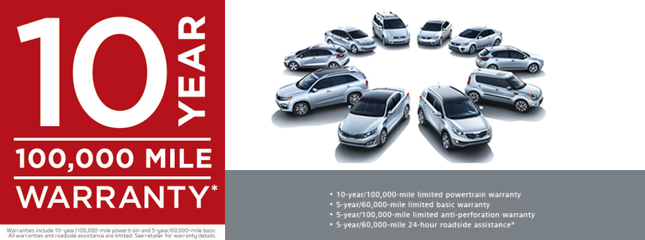 Powertrain Warranty Coverage >> Kia Warranty Coverage