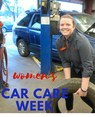 womens car care week