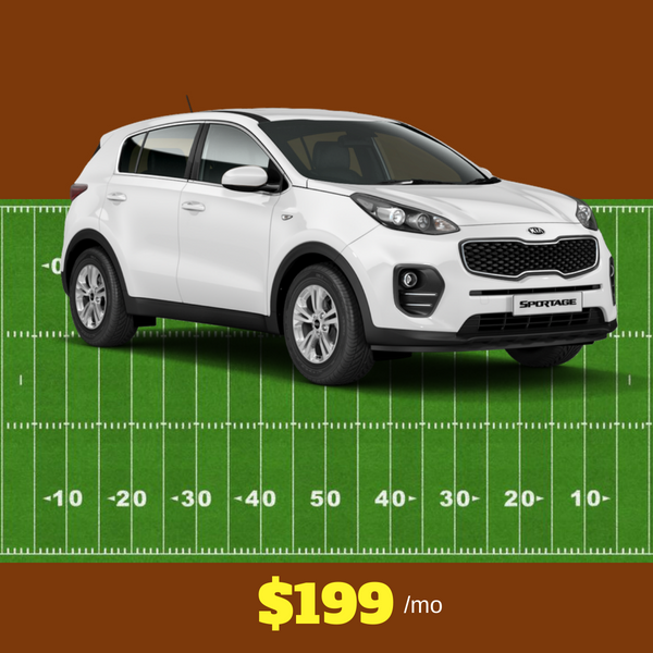 2019 Kia Sportage: Special Lease Offers