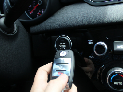 Dead Key Fob? Know How to Start Your Car