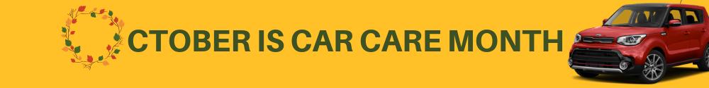 car care month