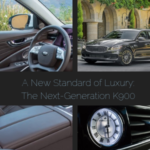A New Standard of Luxury The Next Generation K900