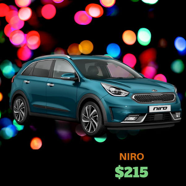 2019 Kia Niro $215/mo