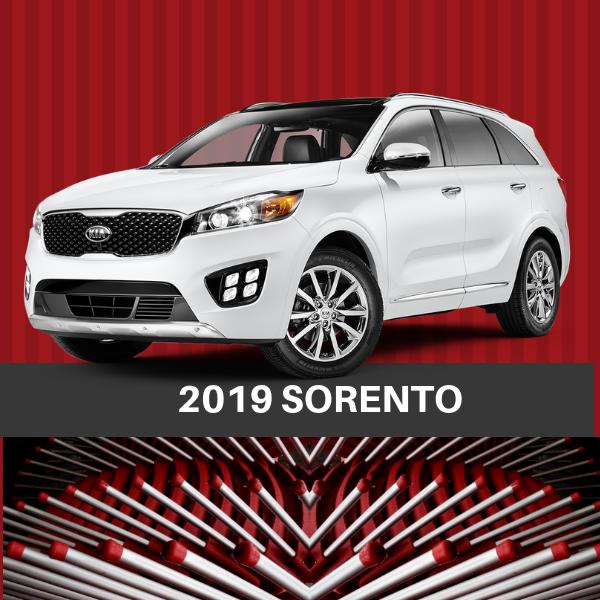 2019 Sorento from $22,490