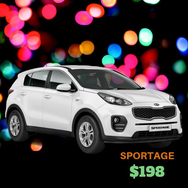 2019 Kia Sportage $198/mo