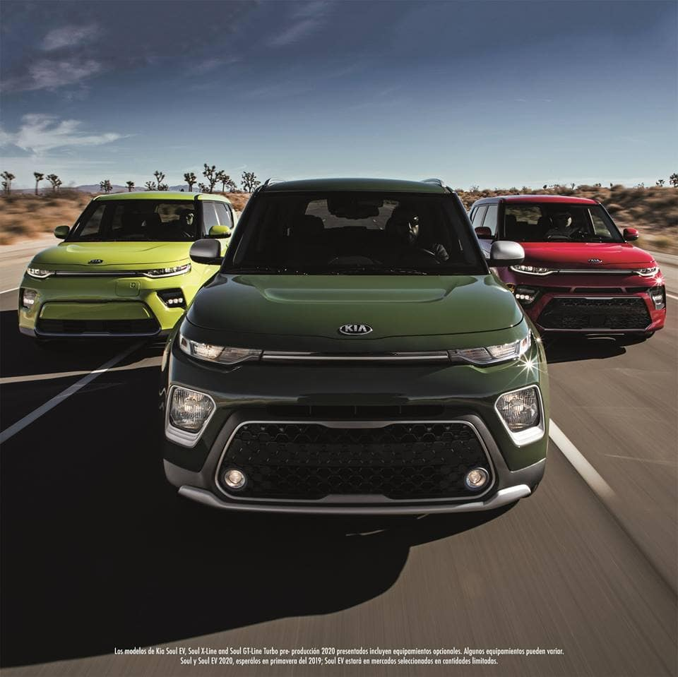 The Redesigned Third Generation 2020 Kia Soul