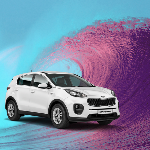 SPORTAGE from $21,822