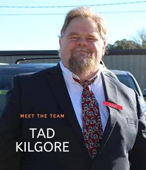 Tad Kilgore blog cover
