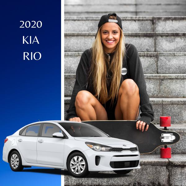 2020 Kia Rio $14,990