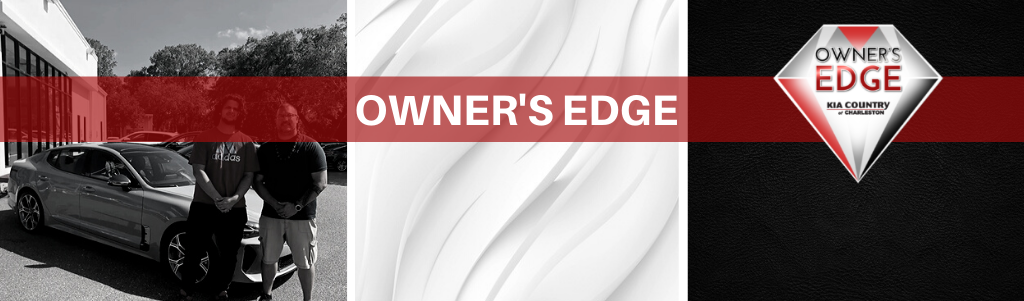 Owner's Edge page header