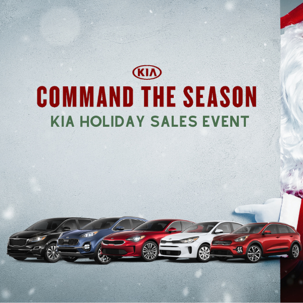 Kia Holiday Sales Event 0% APR for 66 Months
