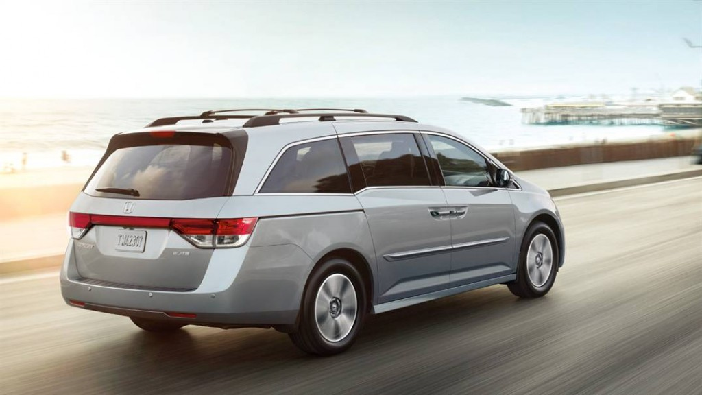 2016 Honda Odyssey Variable-Cylinder-Management