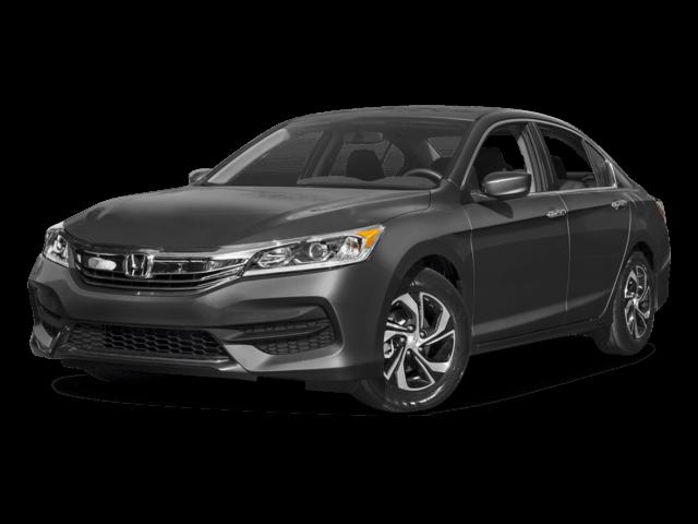2017 Honda Accord Sedan LX Manual