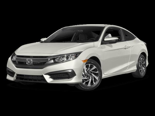2017 Honda Civic Coupe 2dr Man LX