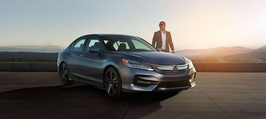 2017 Honda Accord touring trim