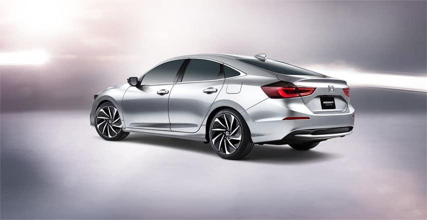 Honda Insight Hybrid styling