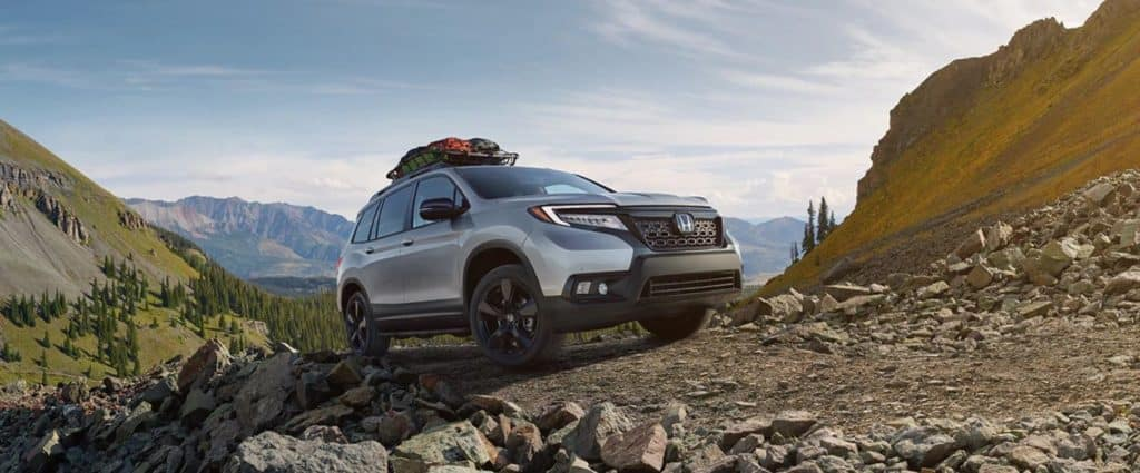 2019 Honda Passport in Klamath Falls OR