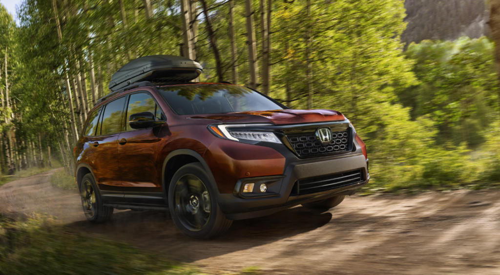 2020 Toyota Rav4 In Klamath Falls Or Vs 2020 Honda Passport