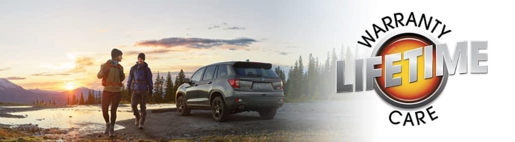 Klamath Falls Honda Lifetime Warranty