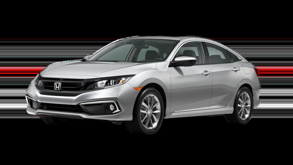 Lease a 2019 Honda Civic LX CVT