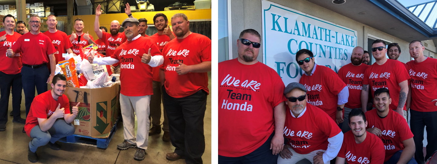 Klamath Falls Honda Week of Service