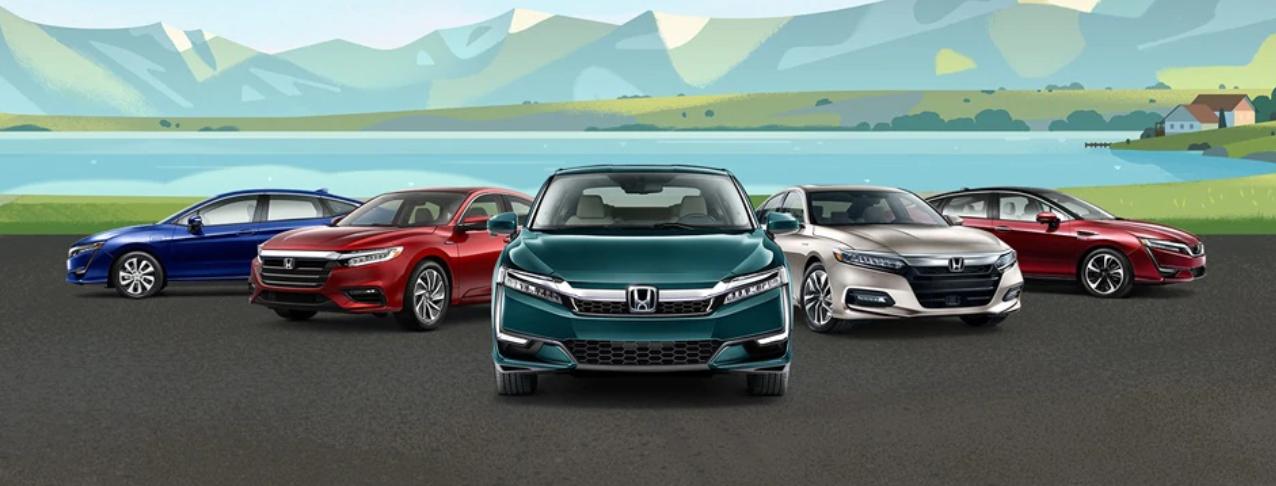 Honda Model Fuel Economy Comparison