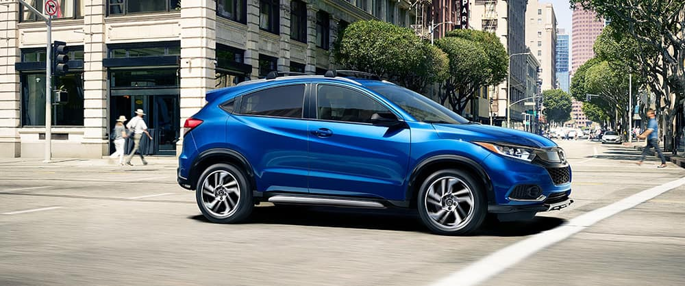 2020 Honda HR-V In The city