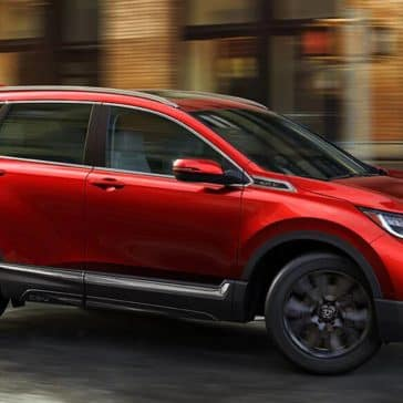 2020 Honda CR-V In the City