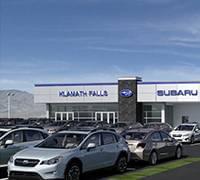 Klamath Falls Subaru New Store