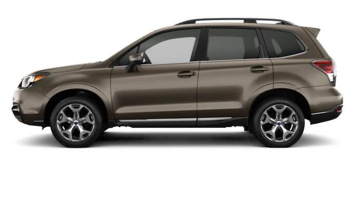 Subaru Forester Model Info | Klamath Falls Subaru