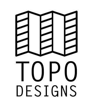 Topo designs Sponsor logo