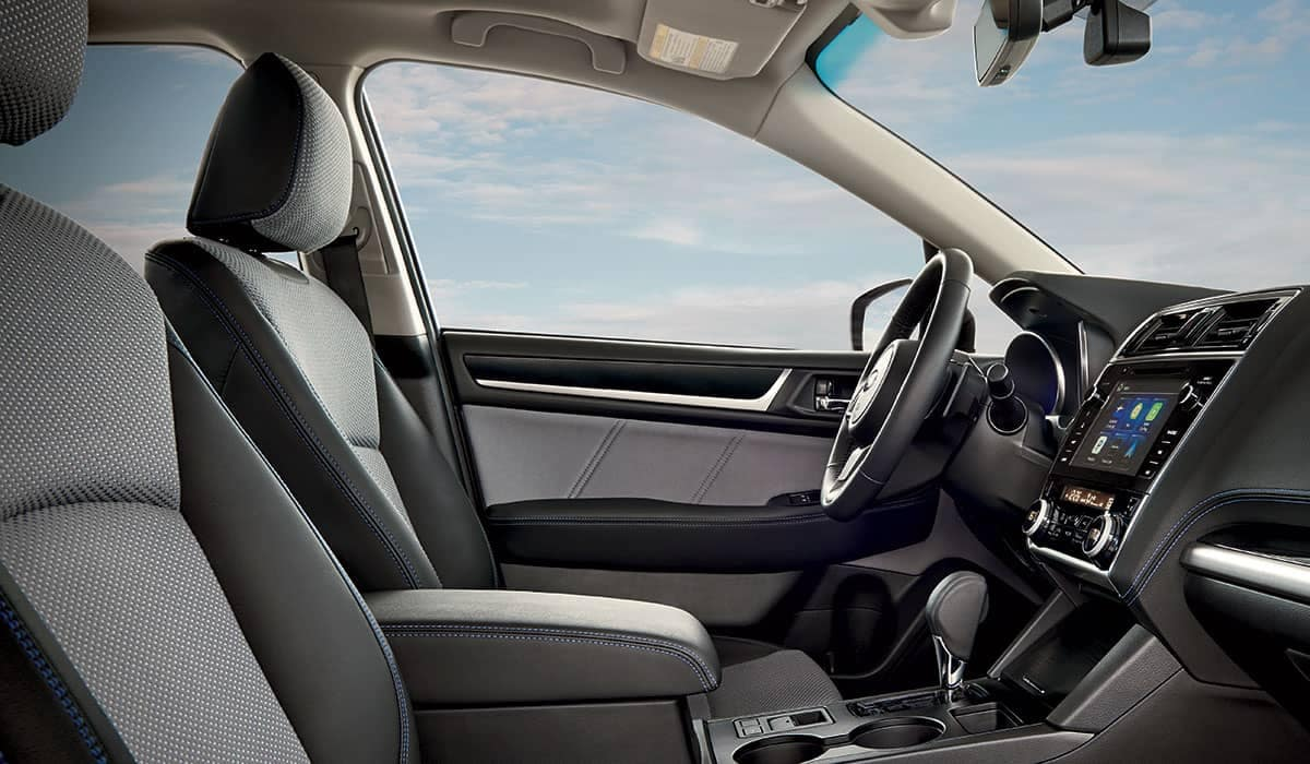 2018 Subaru Legacy cabin