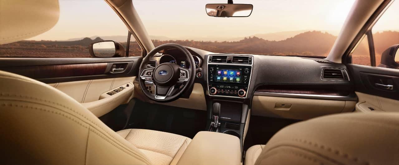 2018 Subaru Outback Interior Space Features Klamath Falls Subaru