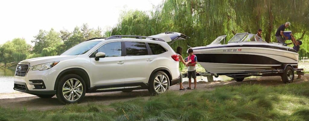 Towing capacity of subaru forester