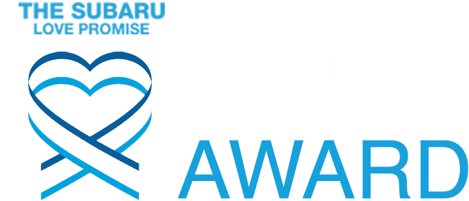 The Subaru Love Promise Award