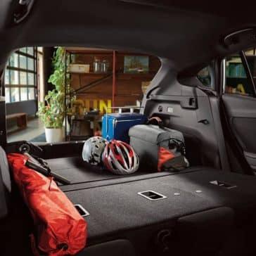 2019 Subaru Impreza cargo storage