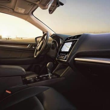 2019 Subaru Legacy dashboard