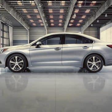 2019 Subaru Legacy profile view