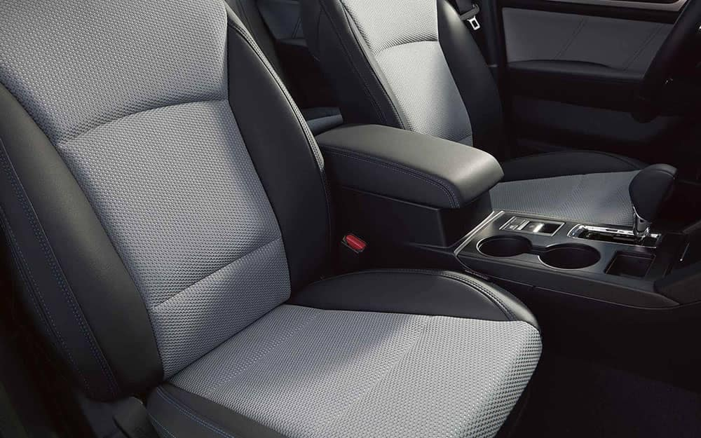2019 Subaru Legacy seating