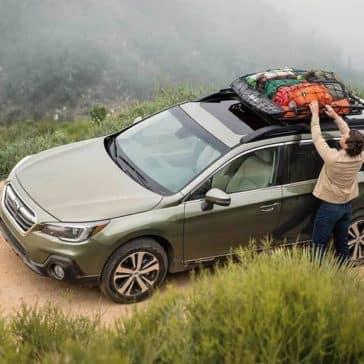 2019 Subaru Outback outdoor adventure