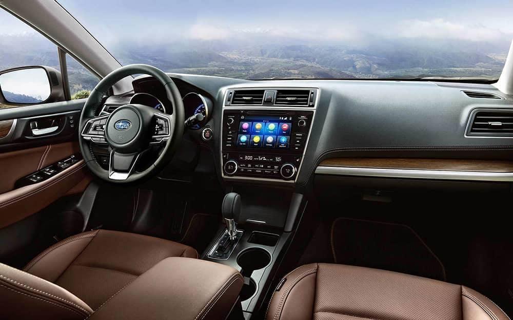 2019 Subaru Outback dashboard