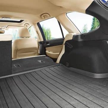 2019 Subaru Outback cargo space