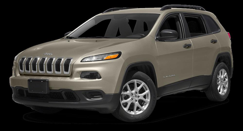 2017 Jeep Cherokee Tan