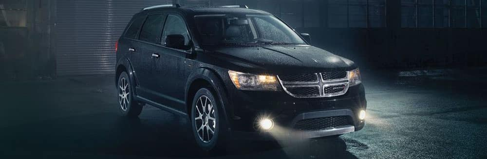 2018 Dodge Journey Safety Features